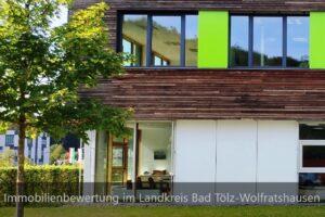 Immobilienbewertung im Landkreis Bad Tölz-Wolfratshausen