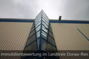 Immobilienbewertung im Landkreis Donau-Ries