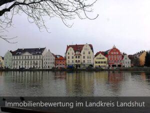 Immobilienbewertung im Landkreis Landshut