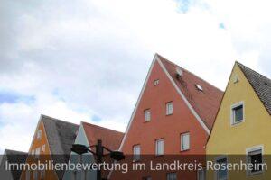 Immobilienbewertung im Landkreis Rosenheim