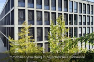Immobiliengutachter München Au-Haidhausen